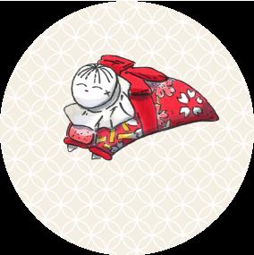 雛の形(這い子人形)