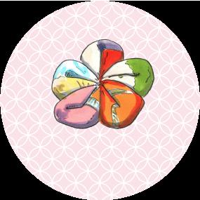 雛の形(花)